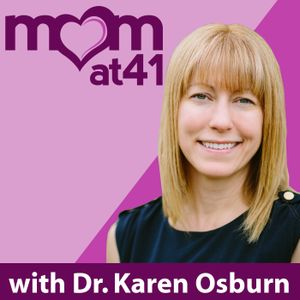 61: Letting Go of the Image of Being a Perfect Mom with Kelly Covert