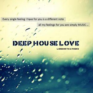 Deep House Love - Eclipse Wed 5 Feb - Sergio