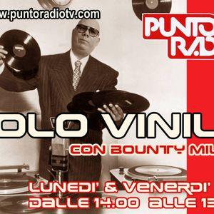 Bounty Miller Verrina con SOLO VINILE 53 su Punto Radio Bologna