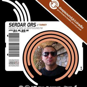 Serdar Ors @ SAR Show Case On Deepsound Fm London 16 Nov. 2012