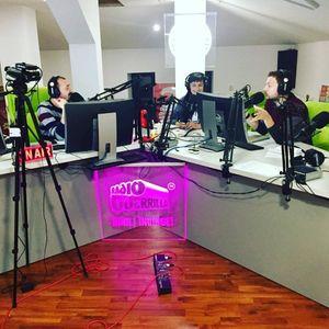 Seara Pe Val - Podcast - Miercuri - 25.01.2017 - Radio Guerrilla