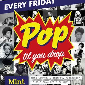 Pop Til' You Drop - Septemebr 12 Promo Mix