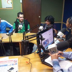 Entrevista en Colmundo Radio (11-Septiembre/2012)