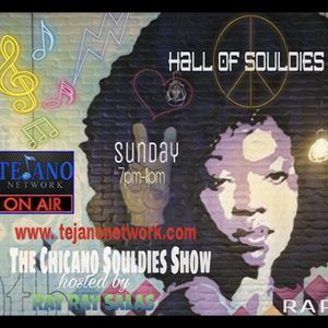 TEJANO NETWORK SUNDAY SOULDIES SHOW 6-25-2017