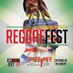 ReggaeFestSTL Promo Mix (Cold Heart Riddim) - DJ Prince LeBari