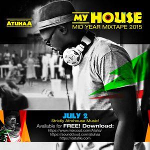 MyHouse Mid-Year Mixtape 2015.