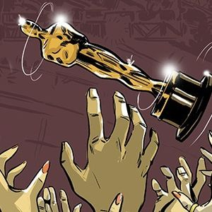 Attack of the Oscar Nominees 2!