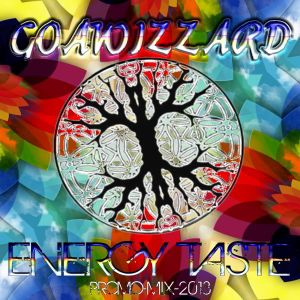 Goawizzard - Energy Taste [Dj-Set]