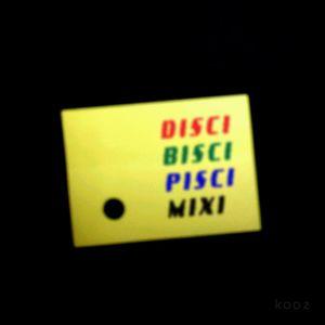 KOOZ - Disci Bisci Pisci Mixi