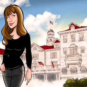 Callea Sherrill:  Portal Keeper at Stanley Hotel Hauntings. Date: 07.06.14 www.ParaNormalized.com