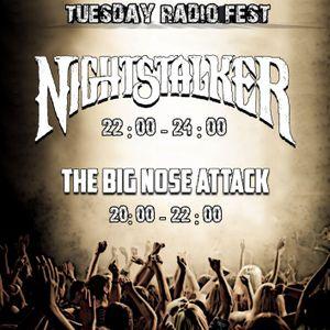 Black Velvet Radio Fest Vol1 | Nightstalker & The Big Nose Attack (17/12/19)