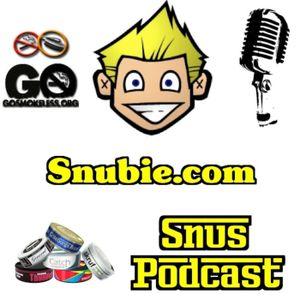 Episode 27: Snus & Legal
