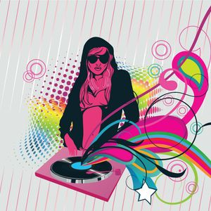 DJ LADY V DEEP HOUSE MIX 2014