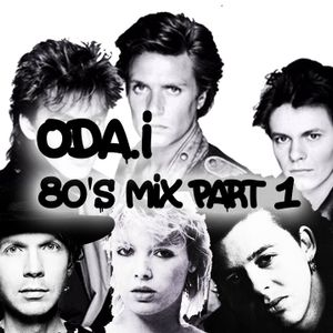 80's Mash Up-Re-Work - PART 1 - ( Live Mix on MC808 )