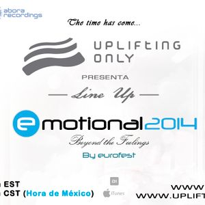 Uplifting Only 053 (Feb 13, 2014) - Eurofest Lineup Special