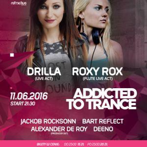 Jackob Rocksonn - Live @ Addicted To Trance 9 - Kolumba 4, Szczecin (11-06-2016)