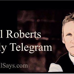 Will Roberts Weekly Telegram Radio - ZapRadioTV.com & Corporate America has a #WarOnFamiles