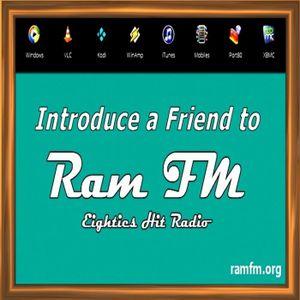 RAMFM Ladies Night 191216
