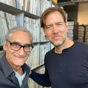 Radiohead guitarist, Ed O'Brien on Earth: KEXP Interview & Guest DJ Set on The Afternoon Show