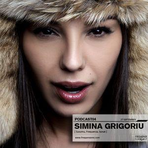 Frequenza Podcast 04 - Simina Grigoriu - Belgian Waffles Mix