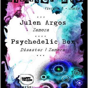 Psychedelic Box (03-06-2016) Disaster 2.0 Zamora