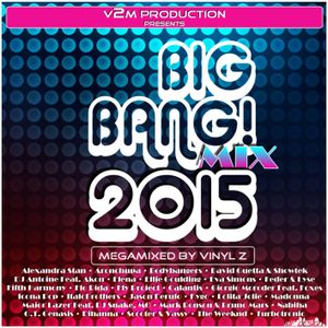 BIG BANG! MIX 2015 (MEGAMIX BATTLE VERSION) (2015)
