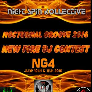 Noctunal Groove 4 New Fire DJ Contest