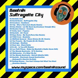 Beetnik - Suffragette City