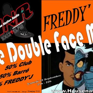 The double face Mix bi Freddy'J & Deejay T.II