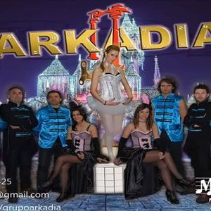 Grupo Arkadia-Music Box-Tour 2014 By Dj.Discojo