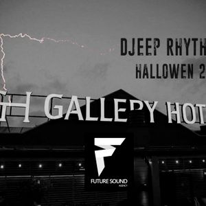 Djeep Rhythms Rooftop Gallery Hotel Halloween 1 Nov 2016 Barcelona
