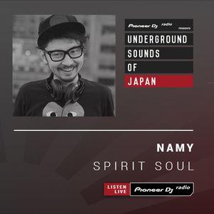 Namy - Spirit Soul #008 (Guest Yuichilnoue) (Underground Sounds Of Japan)