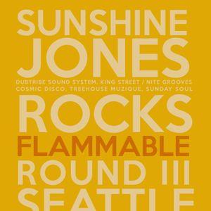 Sunshine Jones Live @ Flammable