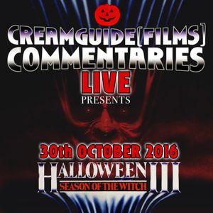 Creamguide(Films) Commentaries: Halloween III
