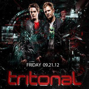 Tritonal - Live at Phoenix Nightclub (Charlotte, NC) - 21.09.2012