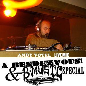 Andy Votel RENDEZVOUS! DJ Set
