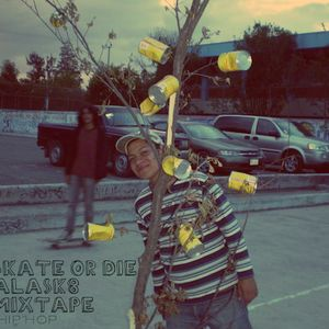 SKATE OR DIE MIXTAPE #ALASK8