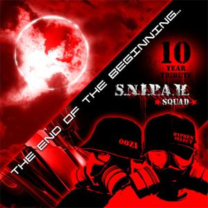 """S.N.I.P.A.H. Squad: """"The End of The Beginning"""" (Drum & Bass)"""