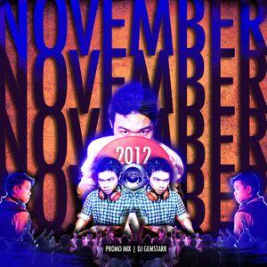 DJ GemStarr - November 2012 Promo Mix