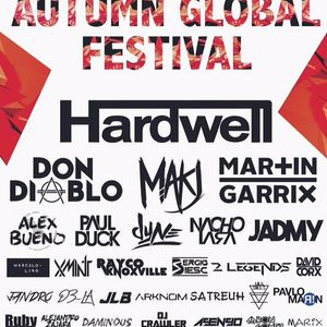 DJ Crawler @ Autum Global Festival
