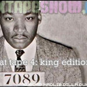 MIXTAPE 110 - BEAT TAPE 4 - KING EDITION