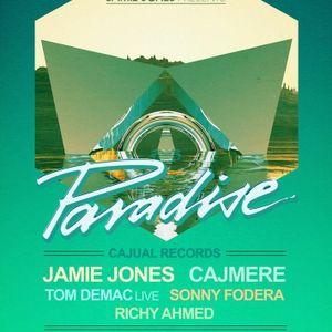 Cajmere @ Paradise DC-10 Ibiza (04-09-2013)