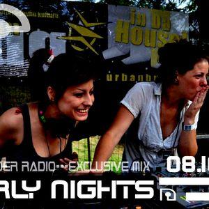 ENCODER RADIO-------EXCLUSIVE MIX----GIRLY NIGHT/BG/ 08.10.2011