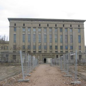 New Year 2011 Berghain Connection - iZueL @ Local