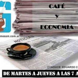Cafe y economia  Jueves 25 de junio