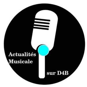 Youtube - Actualités Musicale - D4B - novembre 2016