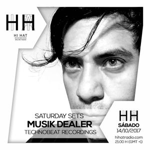 Musik Dealer @ HitHat Podcast / Spain / MMXVII