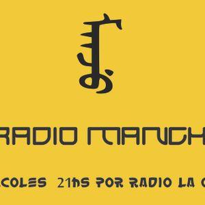Radio Manchu programa 22 29-4-15