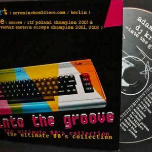 "Dj Krime & Adam Port -""Into The Groove"" 80's mix"
