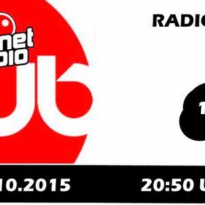 Planet Radio The Club #3 OKT2015 by Mr.Schmitt HOUSE BLACK MASHUP 90s MIX
